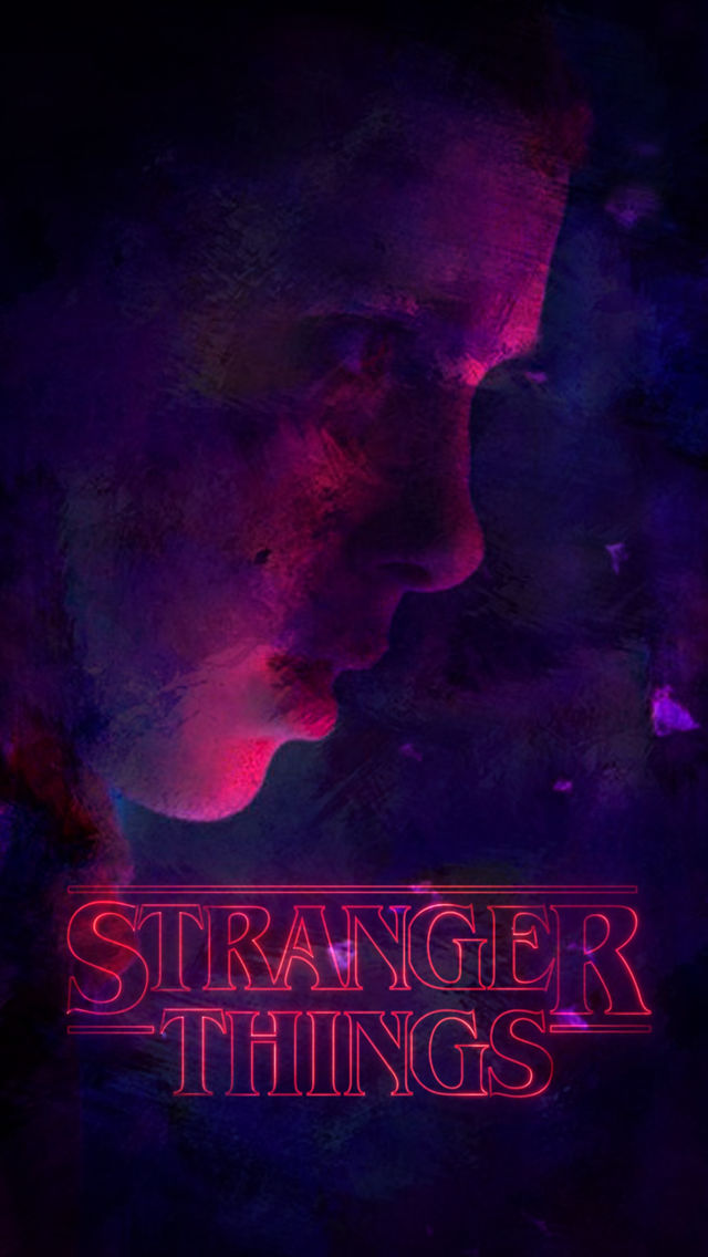 Stranger Things Phone Wallpaper Eleven Iphone X By