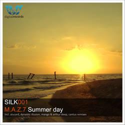 silk001 album cover
