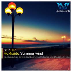 silk007 album cover