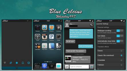 Blue Celcius Release by Whiteboy997