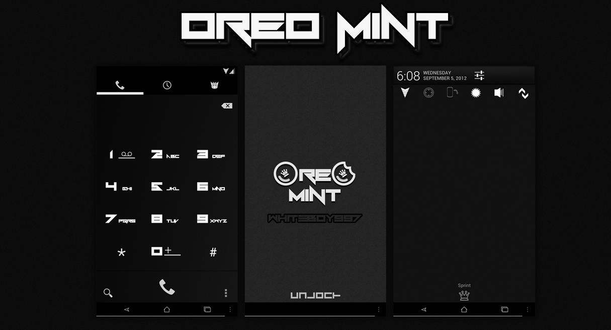Oreo Mint Teaser 2 by Whiteboy997