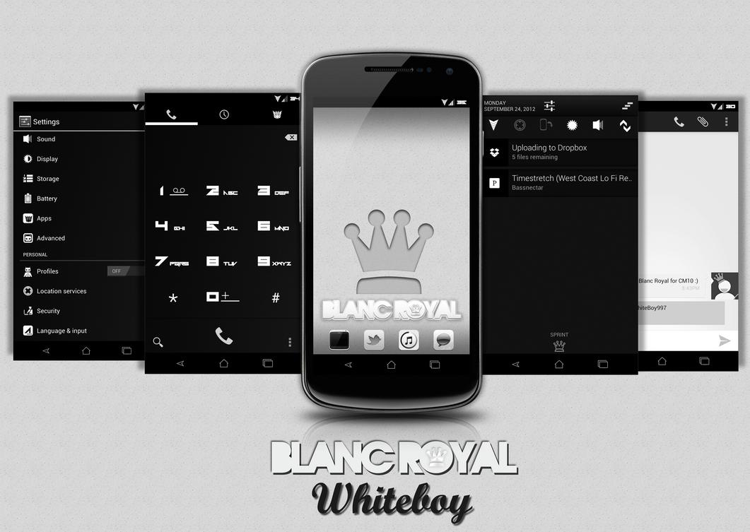 Blanc Royal by Whiteboy997