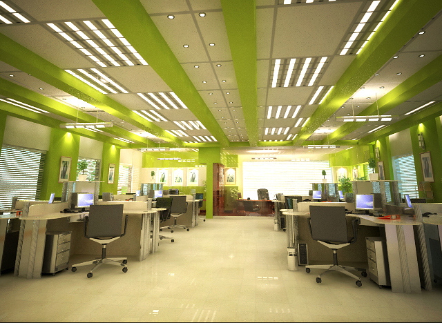 Recepción  Office_hall_by_xdynamix