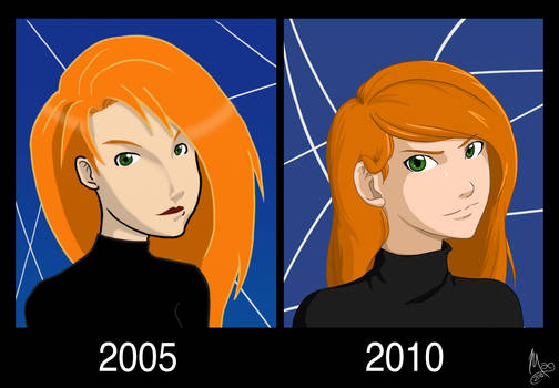 Five Years: Kim Possible
