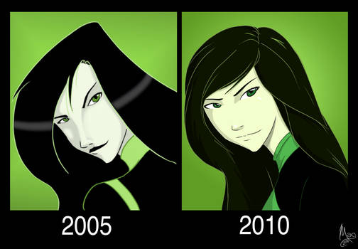 Five Years: Shego