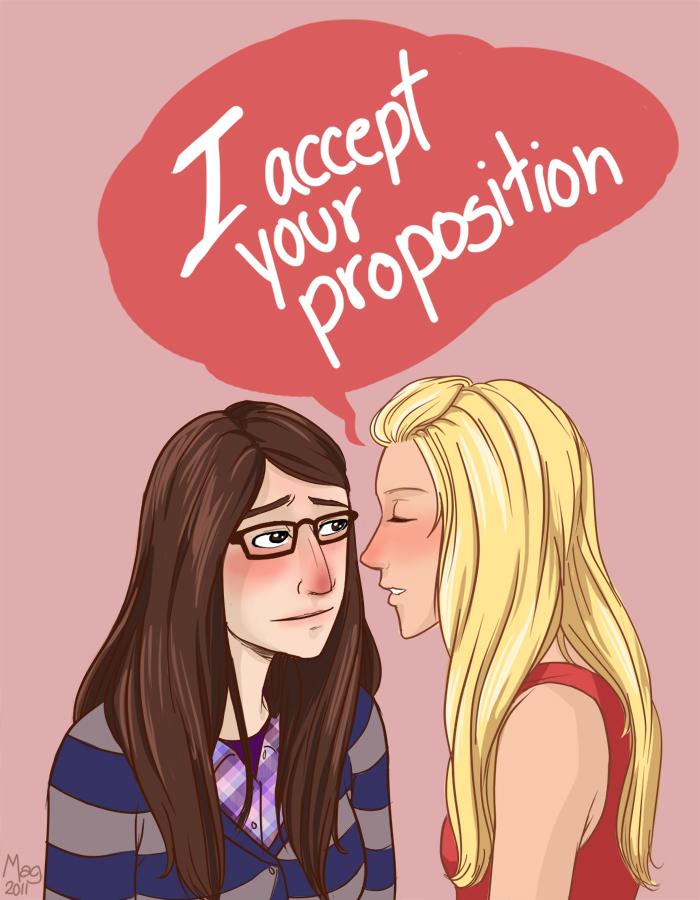 BBT - I Accept Your Proposition by fortheloveofpizza