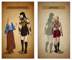 Xena - First and Last