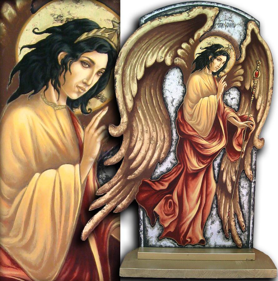 Archangel Gabriel By IosifChezan On DeviantArt