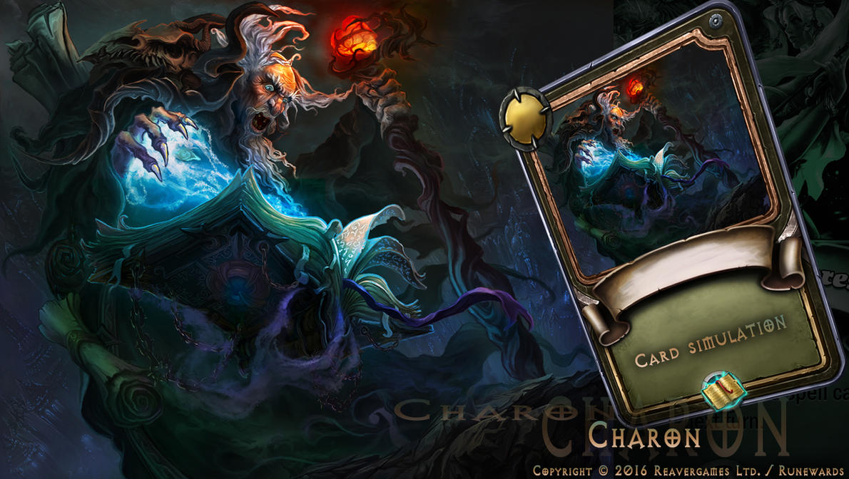 CHARON by IosifChezan