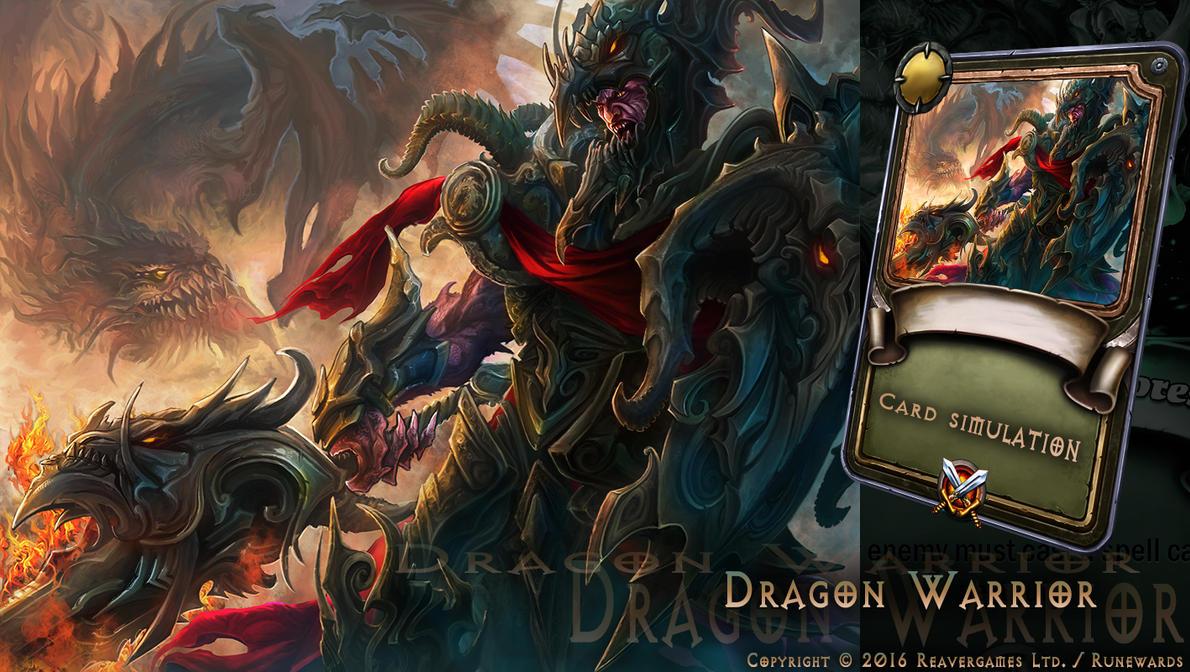 DRAGON WARRIOR by IosifChezan