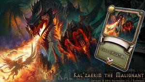 KAL'ZAERIM the Malignant