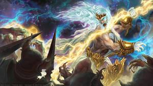 Thunder Lord by IosifChezan