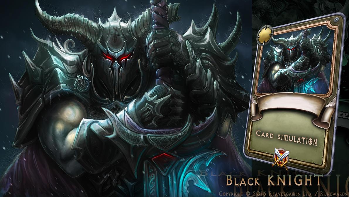 Black Knight by IosifChezan
