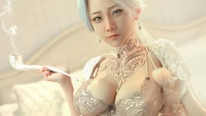 Asian beauty by DonDon