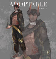 Auction Adoptable 20 [OPEN] by Tiwvy
