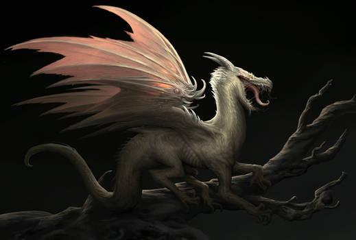 Yawning Dragon