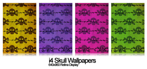 i4 Skull Wallpapers