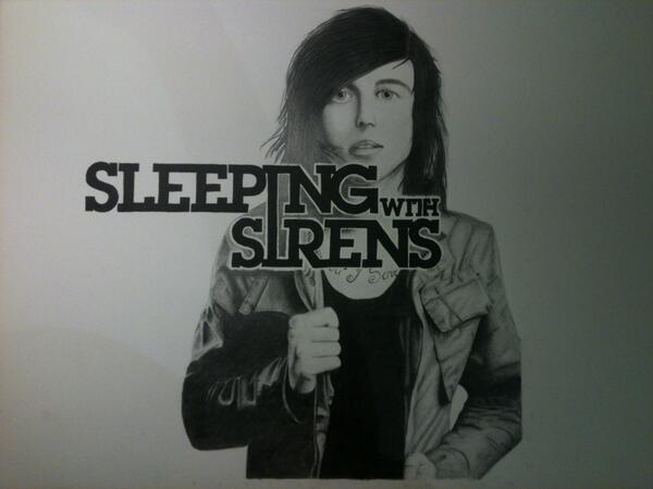 Kellin Quinn - Sleepin... Sleeping With Sirens Desktop Wallpaper