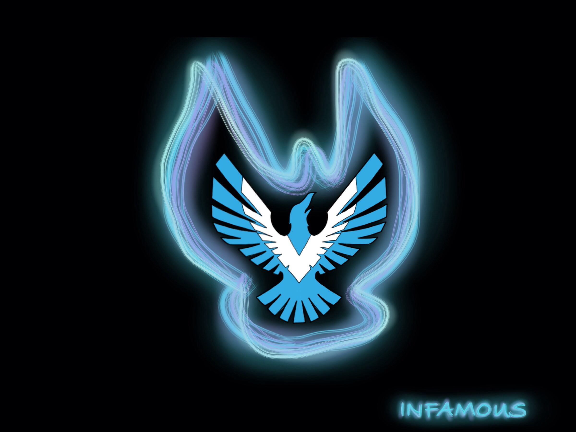 Infamous Second Son Good Route Wallpaper By Anonymousavox On