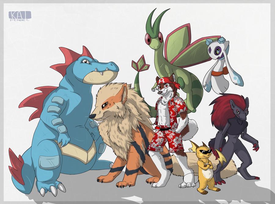 Gearwolf9k commission by silverfennec