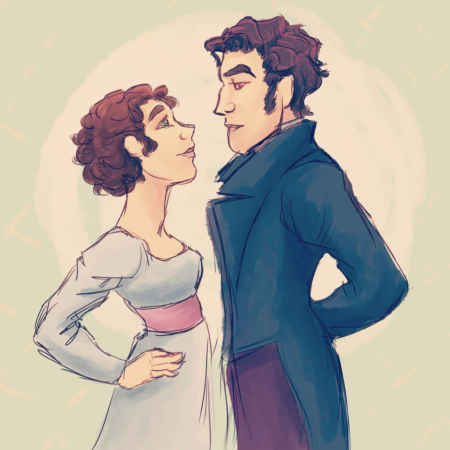 Pride And Prejudice by L-archaeologue