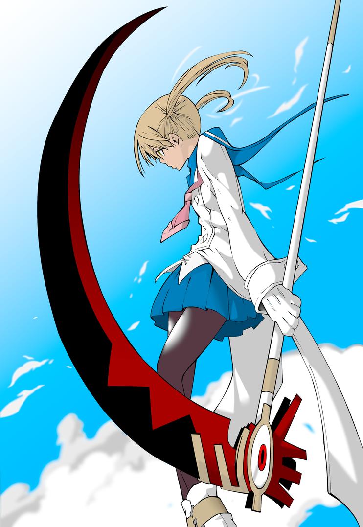 maka_albarn_manga by nausicaaedu1