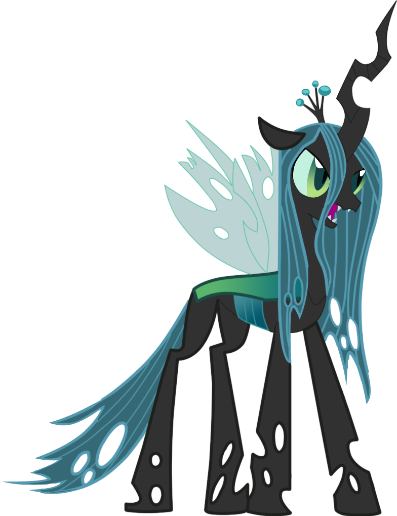 queen chrysalis hipster - photo #12