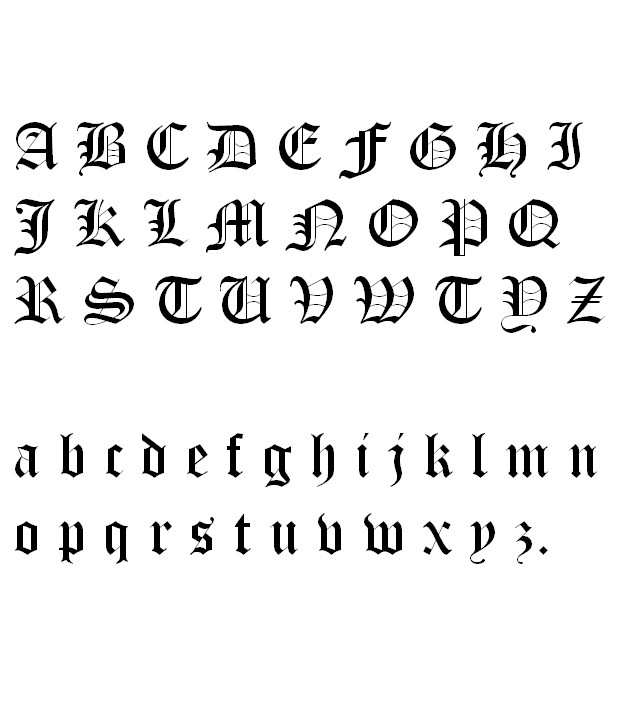 Free Old English Text Mt Font Download