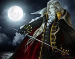 Alucard Castlevania