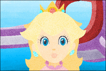 Princess Peach by Pisces1090