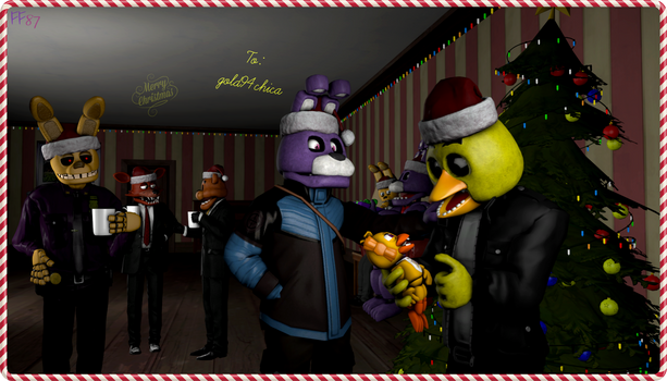 (SFM/Christmas Gift/Special) Christmas Party