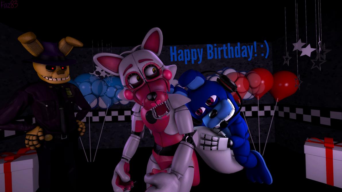 (SFM/Birthday gift) So fluffy! by Fazband83