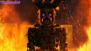 (SFM/FNAF 3) It all burns down [Happy 3rd year]
