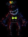 (SFM/FNAF/Collab Entry) Nightmare