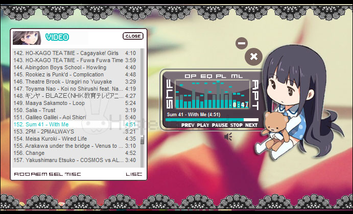 winamp-preview:ALICE by milkkybunny