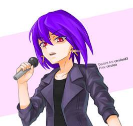 Red-eyed Rocker