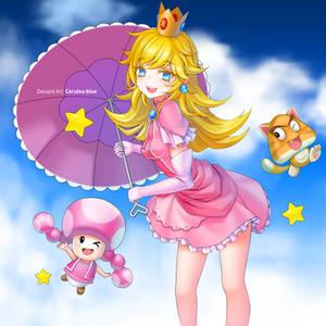 Princess Peach and Friends!