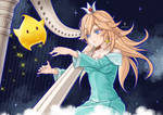 Super Mario Series: Princess Rosalina by Cerulea-blue