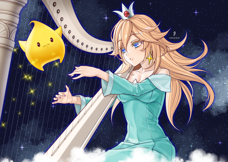 Super Mario Series: Princess Rosalina