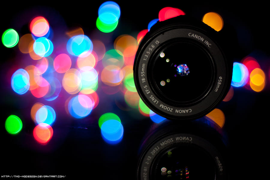 The Glorious Bokeh of the Legendary Canon 50mm f/1.0L