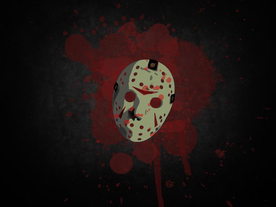 Jason Mask By Erkanat On DeviantArt
