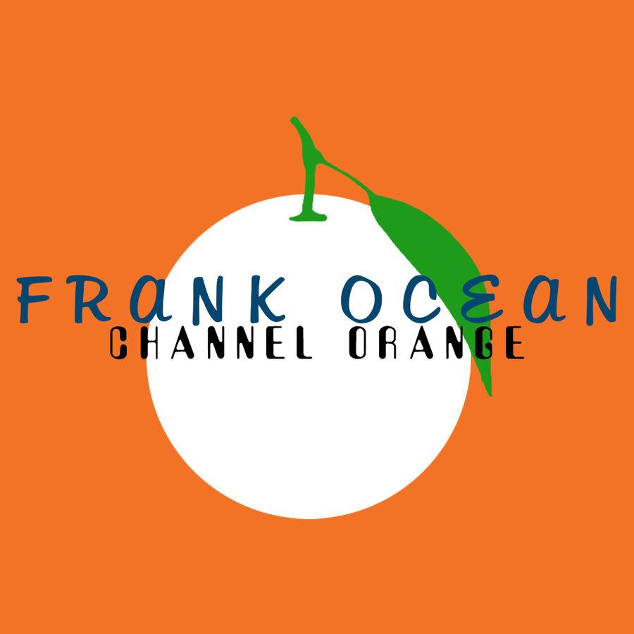 Frank Ocean- Channel Orange Cover Art by santi961 on DeviantArt