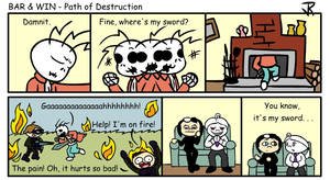 Bar and Win 25 - Path of Destruction