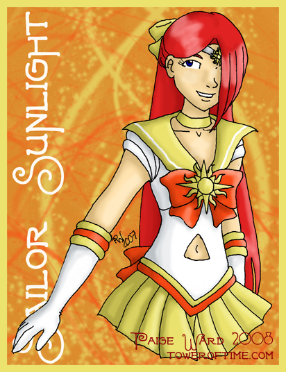 Sailor Sunlight--ToT Request by sweetmorpheus