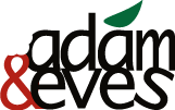 Adam and Eves Logo by sweetmorpheus