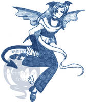 Single Faerie by sweetmorpheus