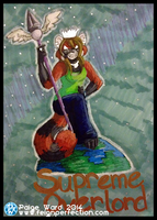 Supreme Overlord by sweetmorpheus