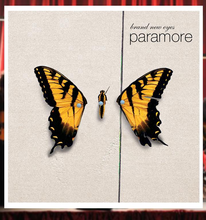 Careful Paramore Album Brand New Eyes Paramore Album