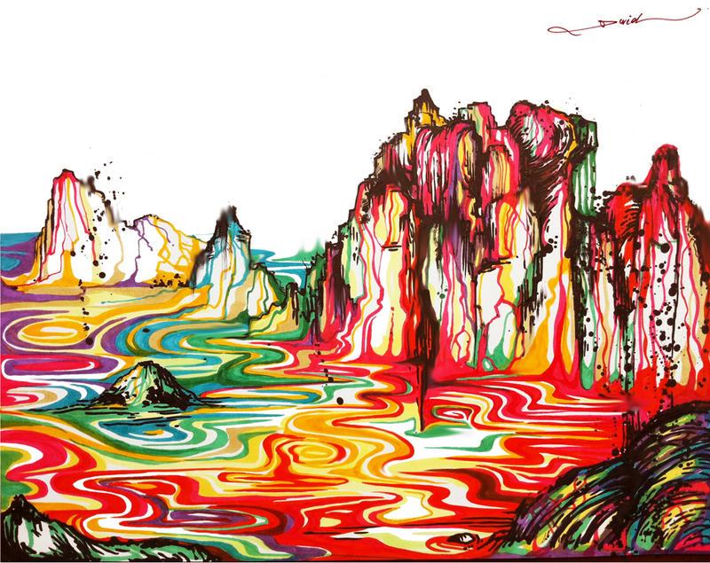 Color Landscape Image-Landscape by huatunan