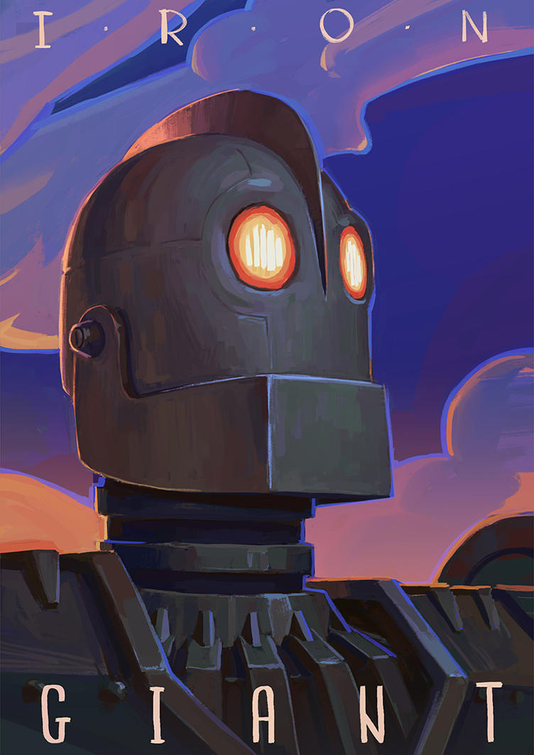 Iron Giant by Deviangread